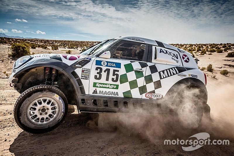 """Hirvonen relishes the dunes: """"The real Dakar has begun"""""""