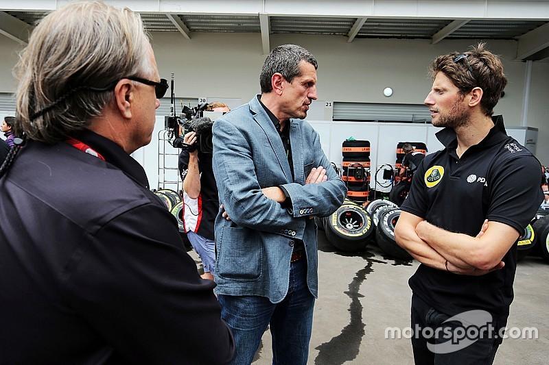 Haas F1 - L'avis de Grosjean a compté dans le choix de Gutiérrez