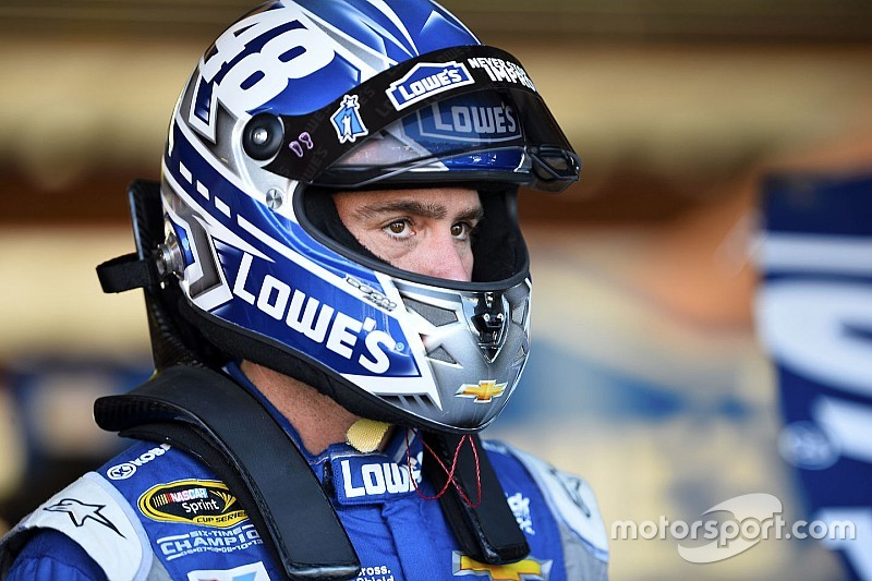 "Jimmie Johnson after first NASCAR test of 2016: ""We're really fast"""