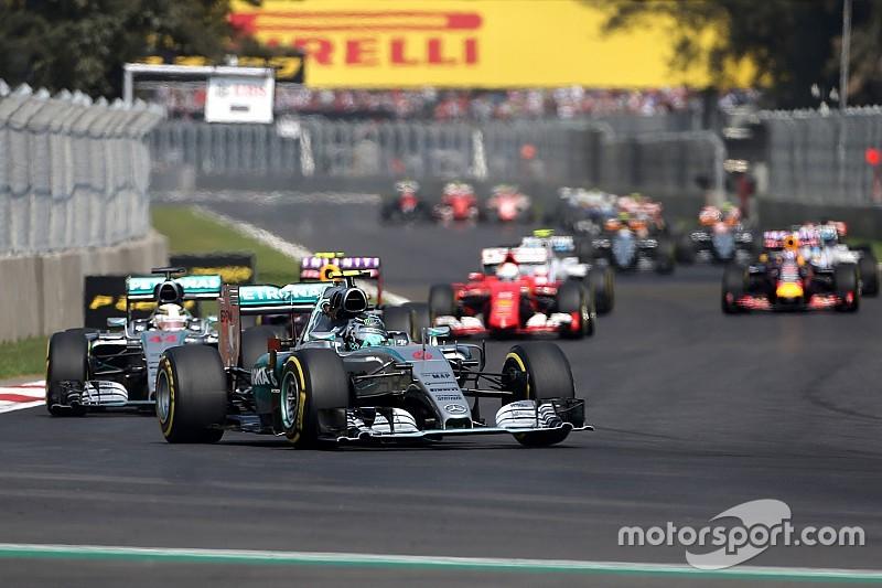 """Pirelli: """"Ook zonder grote metamorfose veel snellere auto's in 2017"""""""