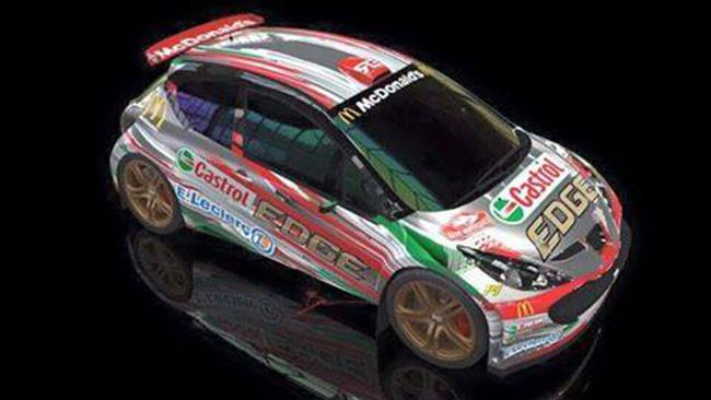 Delecour al Rally di Monte-Carlo con Munaretto Sport