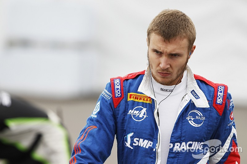 Sergey Sirotkin sposa il team ART Grand Prix