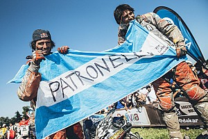 Dakar Breaking news Dakar Quads, Stage 13: Marcos Patronelli confirms third victory