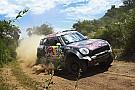 Nasser seals runner-up spot on his 12th Dakar Rally