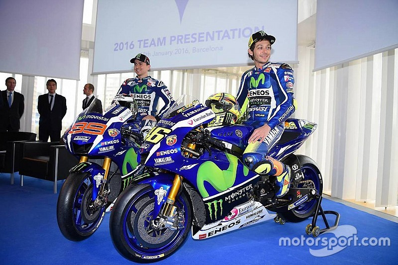 Yamaha: Rossi und Lorenzo noch schneller durch Michelin-Reifen?