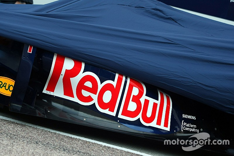 Red Bull sets date for livery launch