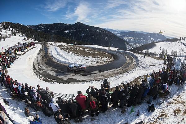 Topshots: Rally van Monte Carlo