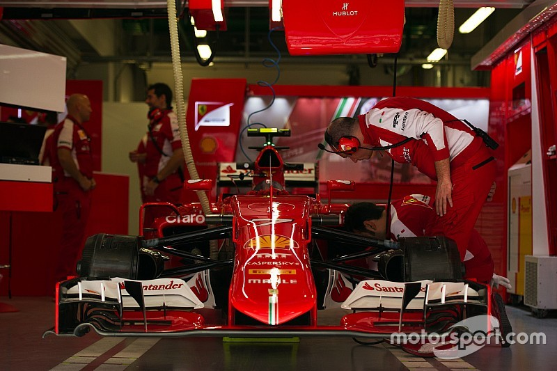 Ferrari's new F1 car passes crash tests