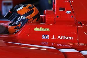 GP3 Новость Эйткен перейдет в GP3