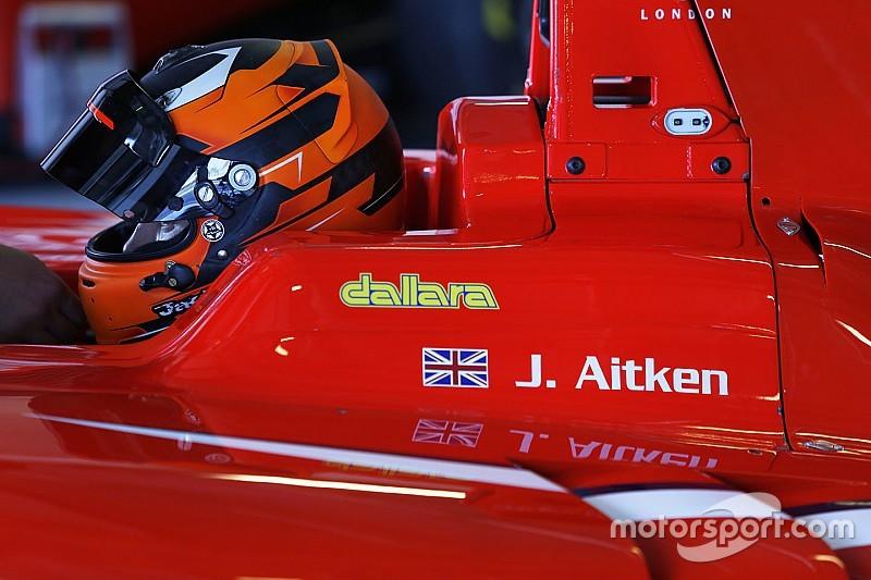 Эйткен перейдет в GP3