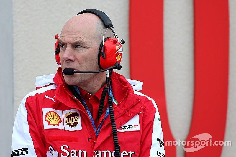 Клиа приступил к работе в Ferrari
