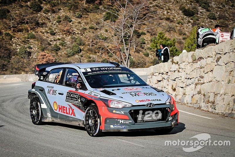 Hyundai prepara il Rally di Svezia e la vettura 2017