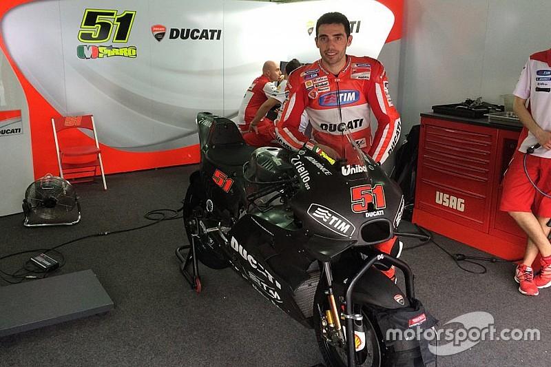 В Ducati провели обкатку нового мотоцикла