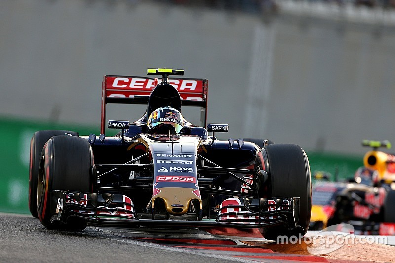 Sainz considera que no estarán por delante de Red Bull