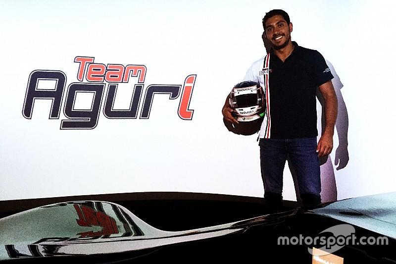 Ufficiale: il Team Aguri ha scelto Salvador Durán