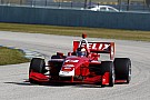 Indy Lights Felix Rosenqvist le plus rapide à Homestead-Miami