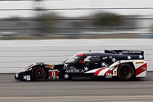 IMSA Crónica de entrenamientos Legge lleva al DeltaWing al primer sitio de la última práctica en Daytona
