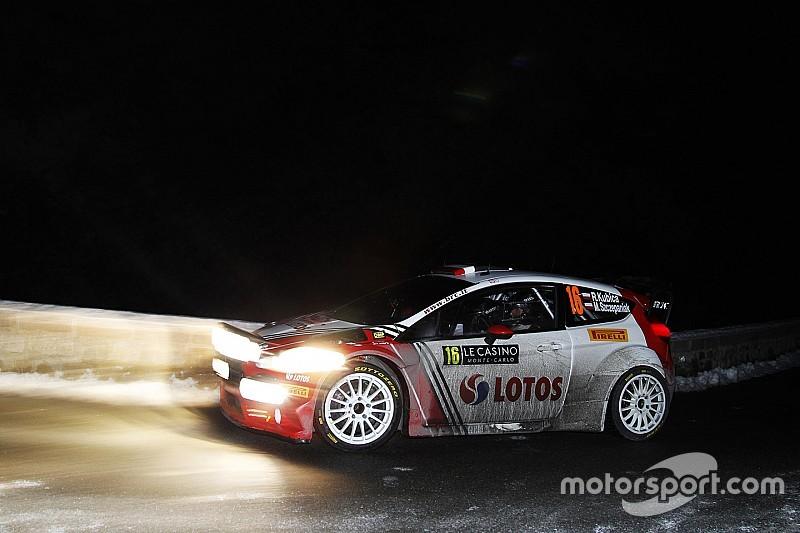 Nach Crash bei der Rallye Monte Carlo: Robert Kubica nimmt eine Auszeit