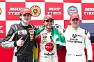 Indian Open Wheel MRF Challenge: Mick Schumacher auf dem Podium