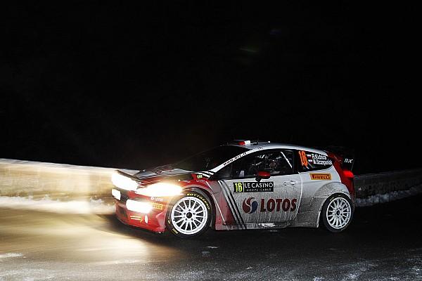 Kubica sera absent du Rallye de Suède
