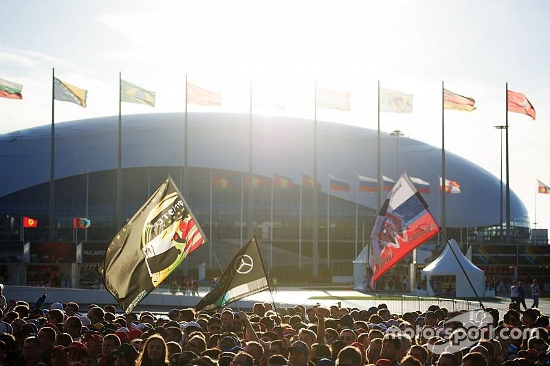 FIA подтвердила перенос времени старта Гран При России