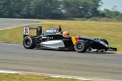 MRF Challenge: Schumacher Jr conquista il podio
