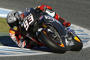 MotoGP Testing report Repsol Honda Team ready to start the first pre-season test session in Sepang