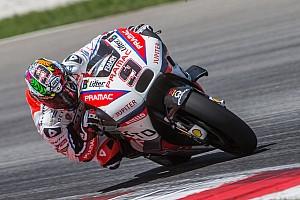 MotoGP Test Sepang, Day 2, Ore 15: Petrucci in grande spolvero