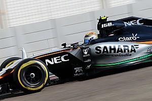 Formula 1 Breaking news Force India set to lose co-partner Sahara