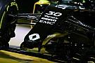 Новая машина Renault должна быть готова к первым тестам