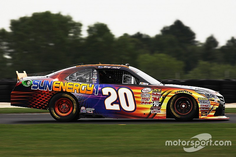 SunEnergy1 joins Hendrick as primary sponsor for Chase Elliott