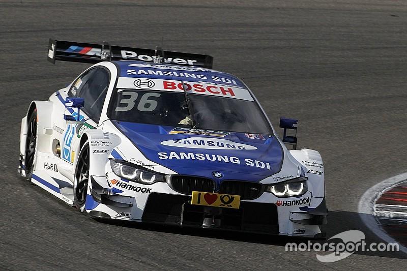 BMW verhuist Glock, Farfus en Martin binnen DTM-teams
