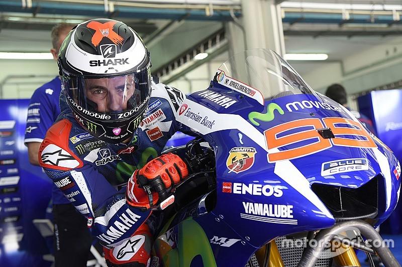 """Yamaha: renovar com Lorenzo """"é prioridade"""""""