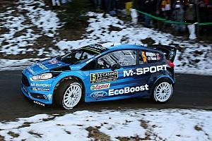 WRC Preview Østberg:
