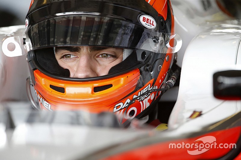 De Jong stays with MP Motorsport for fourth GP2 season