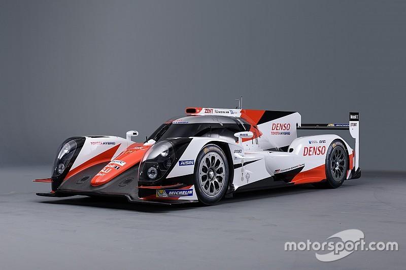 Nieuwe Toyota TS 050 maakt volgende week eerste meters