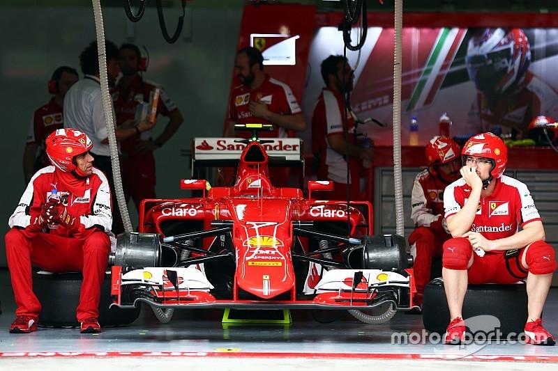 Ferrari apresenta som de novo motor para 2016