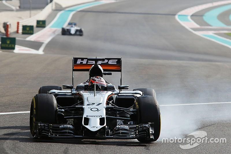 Hulkenberg vê Force India com boa base para melhorar