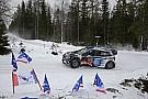 WRC Zweden: Ogier leidt, problemen Latvala en Neuville