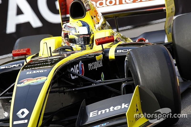 Philo Paz Armand debuteert in GP2 met Trident