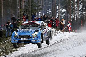 WRC Galería Salto de 45 metros en la cresta de Colin