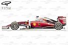 Veja desenho de como poderia ficar o layout da Ferrari 2016