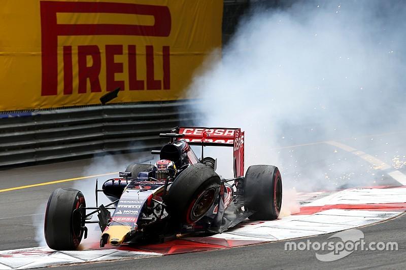 تورو روسو تحذّر سائقَيها من مغبّة الحوادث في عامهما الثاني في الفورمولا واحد