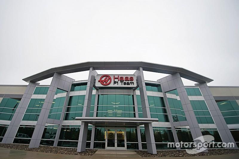 В Haas провели первый запуск двигателя