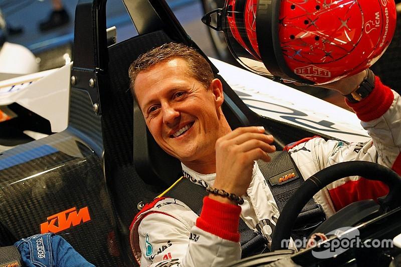 """Schumacher-woordvoerster Kehm: """"We moeten blijven hopen"""""""