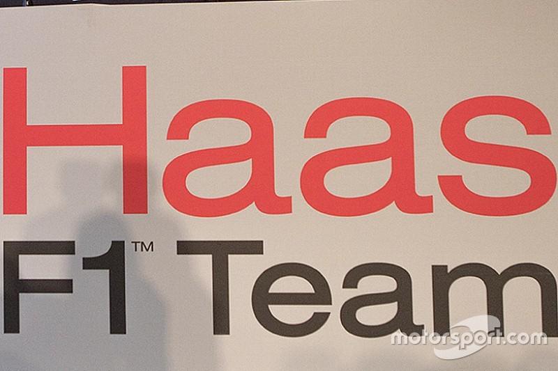 Ecco il fire up della prima monoposto di F.1 del team Haas