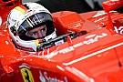 Video: Sebastian Vettel ha hecho su asiento para su nuevo Ferrari