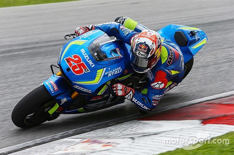 Phillip Island MotoGP-Test, Tag 2: Vinales und Suzuki vorn!