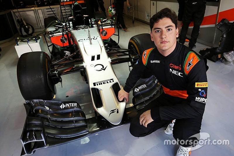 Селис проведёт тесты за Force India