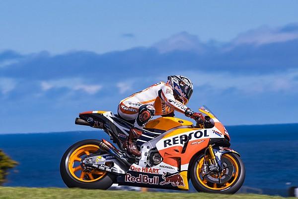 Stimmen vom zweiten MotoGP-Testtag auf Phillip Island: Vinales, Marquez, Lorenzo & Rossi